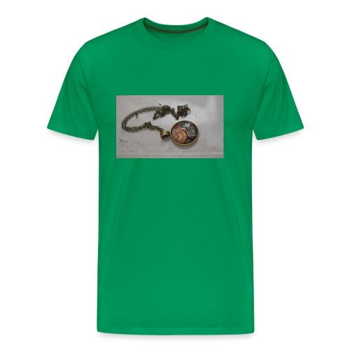 steampunk_collar - Camiseta premium hombre