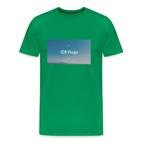 IDKVlogs Mug - Men's Premium T-Shirt