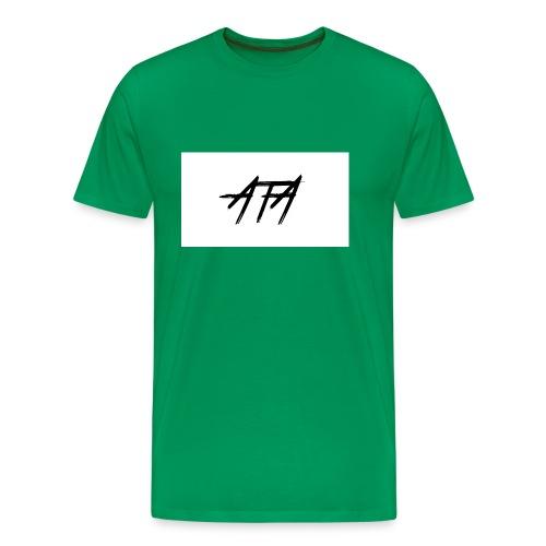 ATA buttons - Men's Premium T-Shirt