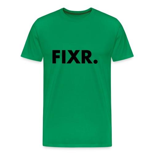 Fixr Shirt Heren - Mannen Premium T-shirt