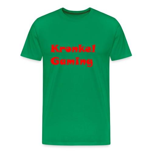 Mok Kronkelgaming - Mannen Premium T-shirt