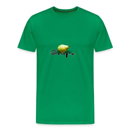 Gemengd Fruit - Druif - Mannen Premium T-shirt