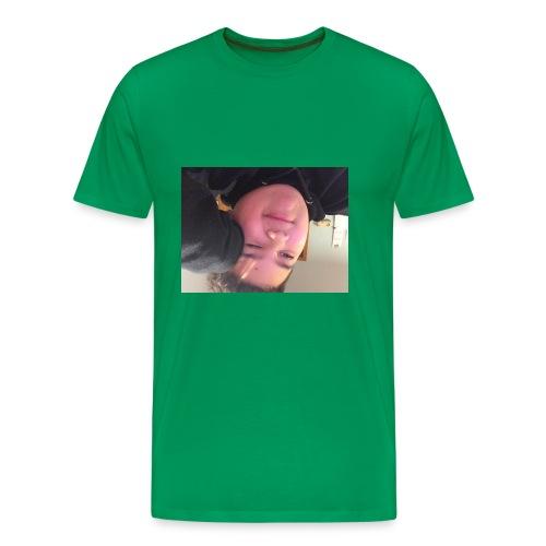 Umgetreter Simon - Männer Premium T-Shirt