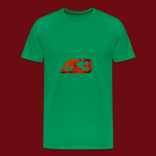 MCB nektasje swek - Mannen Premium T-shirt