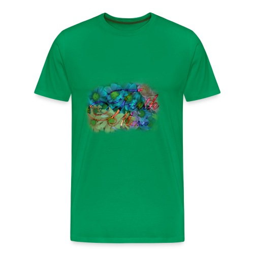FaithMark-SpreadShirt-Colorful - Mannen Premium T-shirt