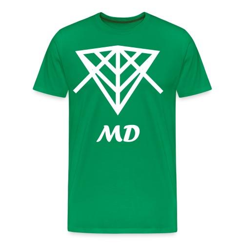 Musical Diversity - Camiseta premium hombre