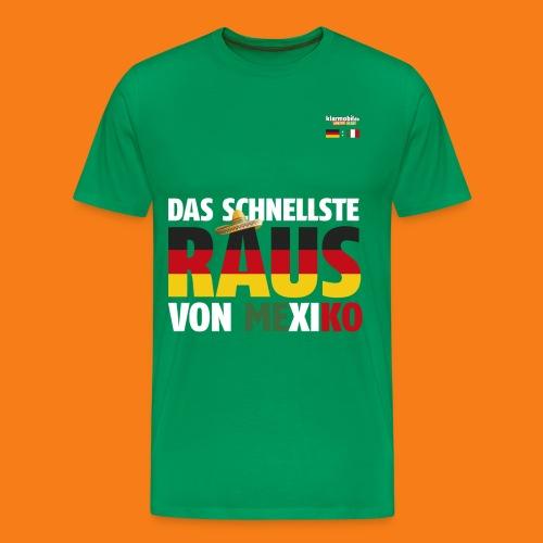 Mexiko Shirt - Männer Premium T-Shirt