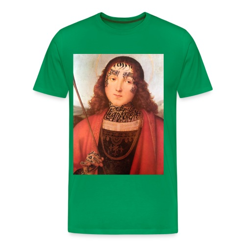 high roller /cash rockin - Mannen Premium T-shirt