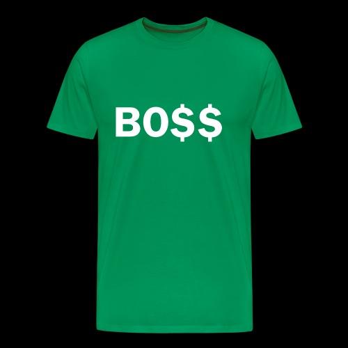 BO$$ - Männer Premium T-Shirt