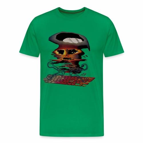 Apocalipsis hackers - Camiseta premium hombre