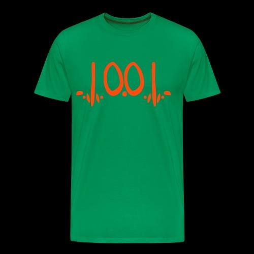 fukOf - Männer Premium T-Shirt