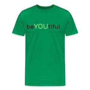 BEAUTIFUL - Männer Premium T-Shirt