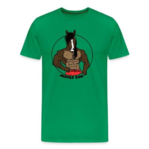 The Stallion - Men's Premium T-Shirt