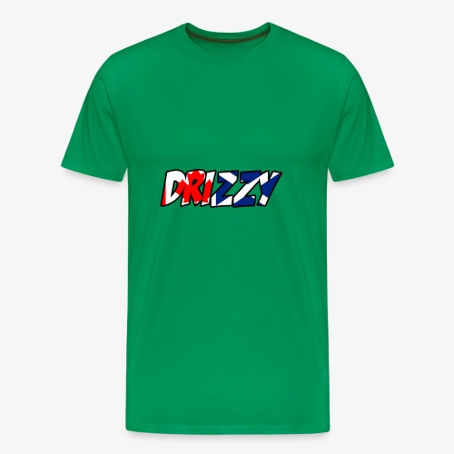 Scotland And Canada Drizzy Logo - Men's Premium T-Shirt
