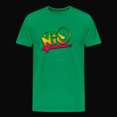 Jamaikanischer Wein - Männer Premium T-Shirt
