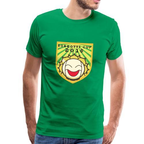 BorbottiCuP 2018 Logo - Maglietta Premium da uomo