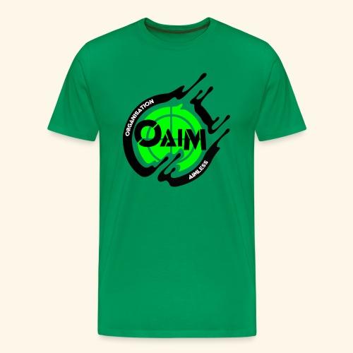 Organisation Aimless - Männer Premium T-Shirt