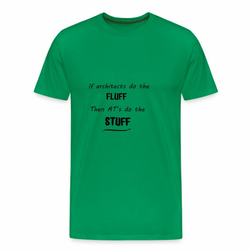 ATs do stuff - Men's Premium T-Shirt