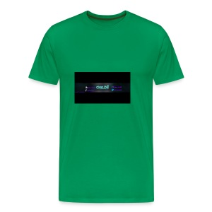 LOGO_Banner_Childs - Men's Premium T-Shirt