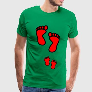 traces - T-shirt Premium Homme
