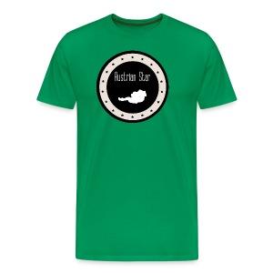 Austrian Star - Männer Premium T-Shirt