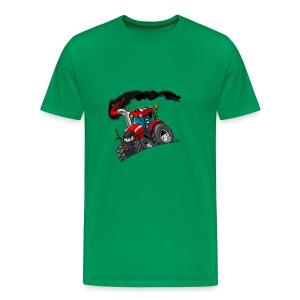 RED TRACTOR - Mannen Premium T-shirt