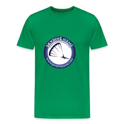 Naisten svetari - Miesten premium t-paita
