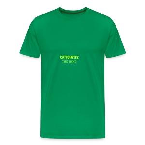 catzombies - Men's Premium T-Shirt