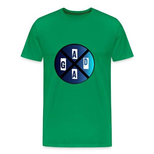 ADAG Crew - Männer Premium T-Shirt