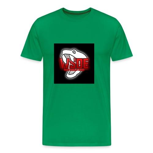WSOE Logo - Männer Premium T-Shirt