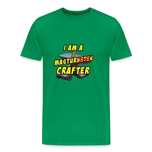 Master Crafter - Men's Premium T-Shirt