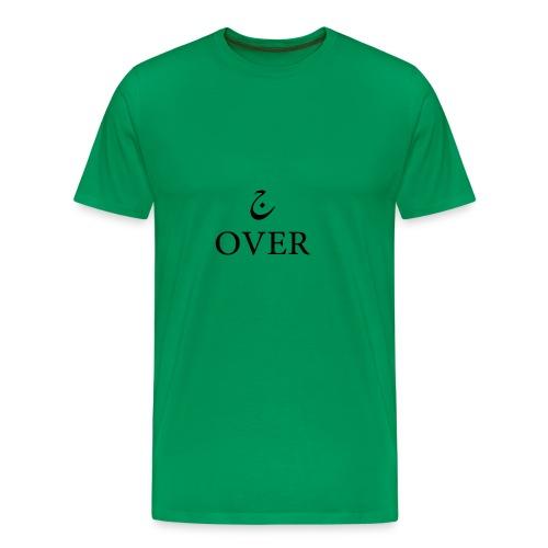 ج OVER - Men's Premium T-Shirt