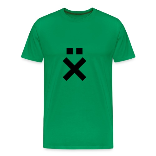 X Smylie - Männer Premium T-Shirt
