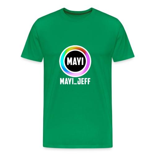 Mayi_Jeff - Men T-Shirt - Men's Premium T-Shirt