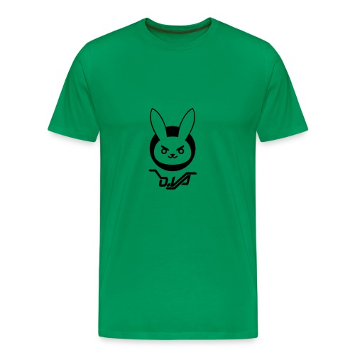 Logo_Dva - Men's Premium T-Shirt