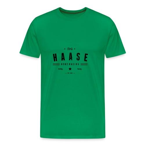 Chris Haase / Gen2 Racing Karting Racing - Männer Premium T-Shirt