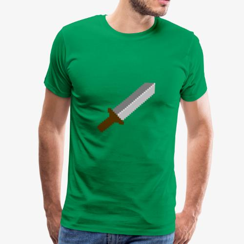 Schwert - Männer Premium T-Shirt