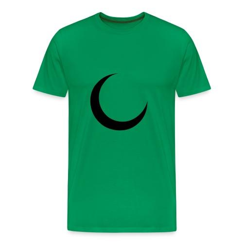 Halbmond - Männer Premium T-Shirt