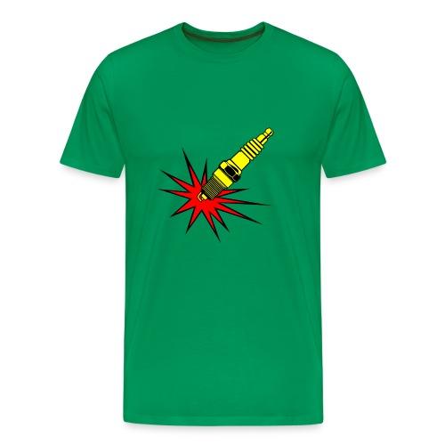 Züendfunke - Männer Premium T-Shirt