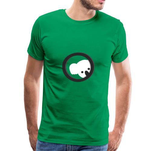 Koala Logo - Men's Premium T-Shirt