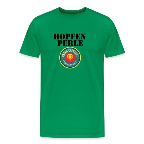Hopfenperle - Männer Premium T-Shirt