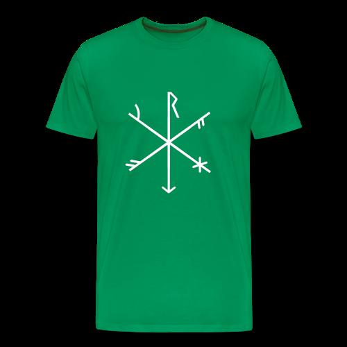 Klasser och kosmologi - Premium-T-shirt herr