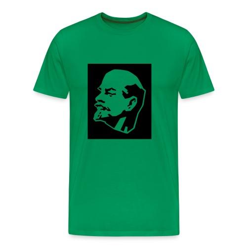 Lenin / Lenin Kopf 0007 - Männer Premium T-Shirt