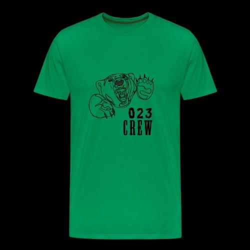 023 Crew - Männer Premium T-Shirt