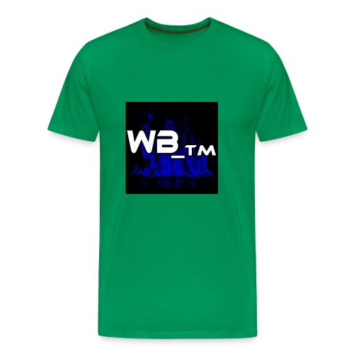 WB TM LOGO - Men's Premium T-Shirt