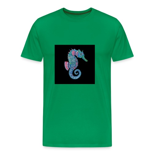seahorse - Camiseta premium hombre