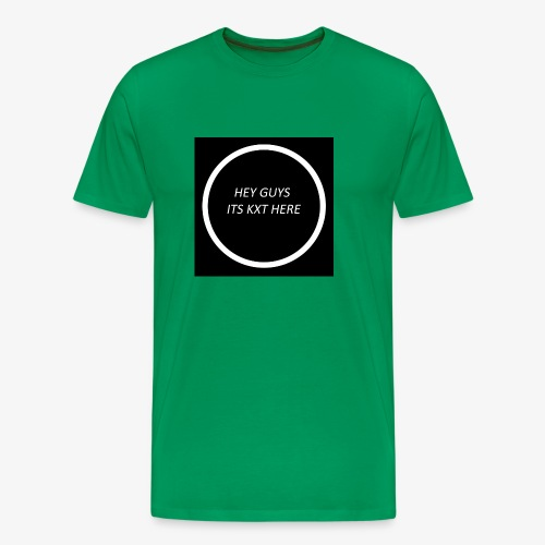 KxT Intro Merch - Men's Premium T-Shirt