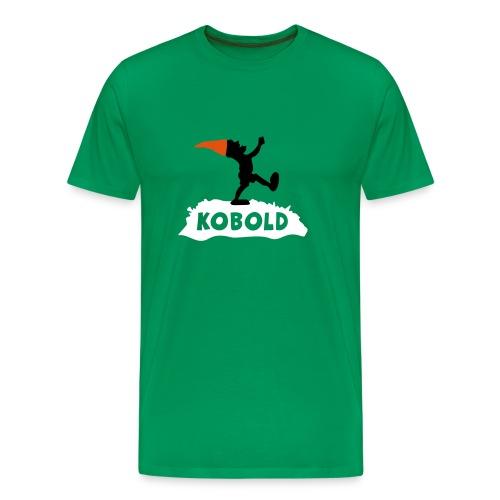 Kobold - Männer Premium T-Shirt