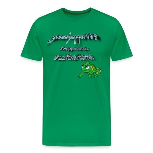 grasshoper189 - Männer Premium T-Shirt