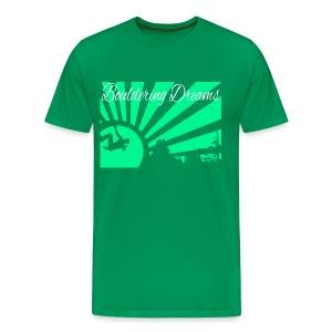 Bouldering Dreams - Männer Premium T-Shirt